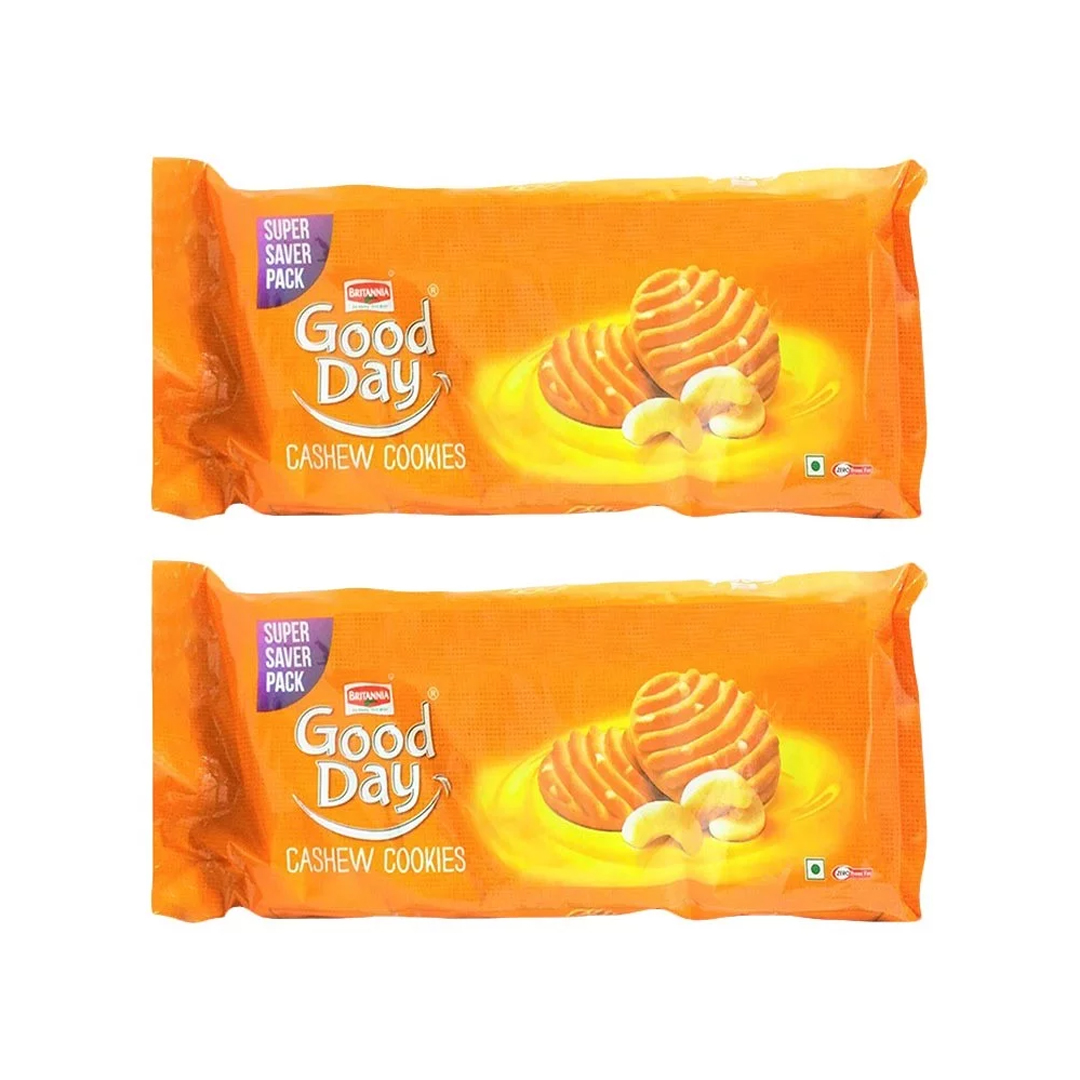 Britannia Good Day Cashew Cookie - Pack of 2