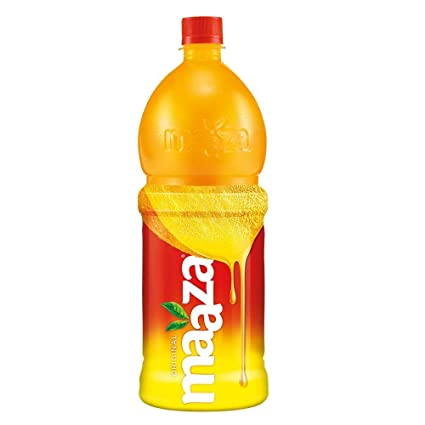 Maaza Mango Fruit Drink (Bottle)