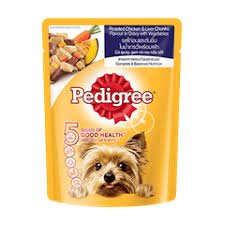 Pedigree Chicken Chunks in Gravy Dog Wet Food (Puppy)