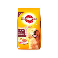 Pedigree Meat & Rice Dog Dry Food (Adult)