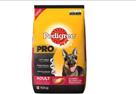 Pedigree Pro Expert Nutrition Active Dry Food (Adult)