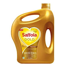 Saffola Gold Pro Healthy Lifestyle Blended Cooking Oil (Jar)