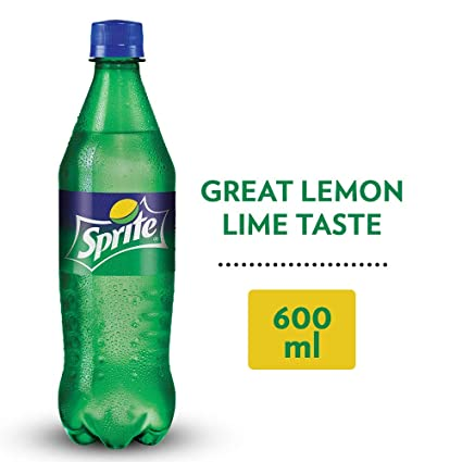 Sprite Lime Flavoured Soft Drink (Bottle)