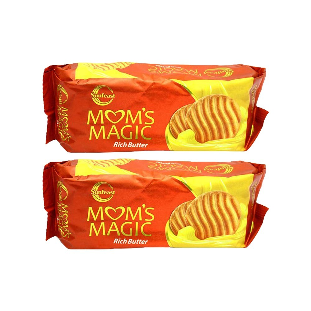 Sunfeast Mom's Magic Rich Butter Cookie - Pack of 2